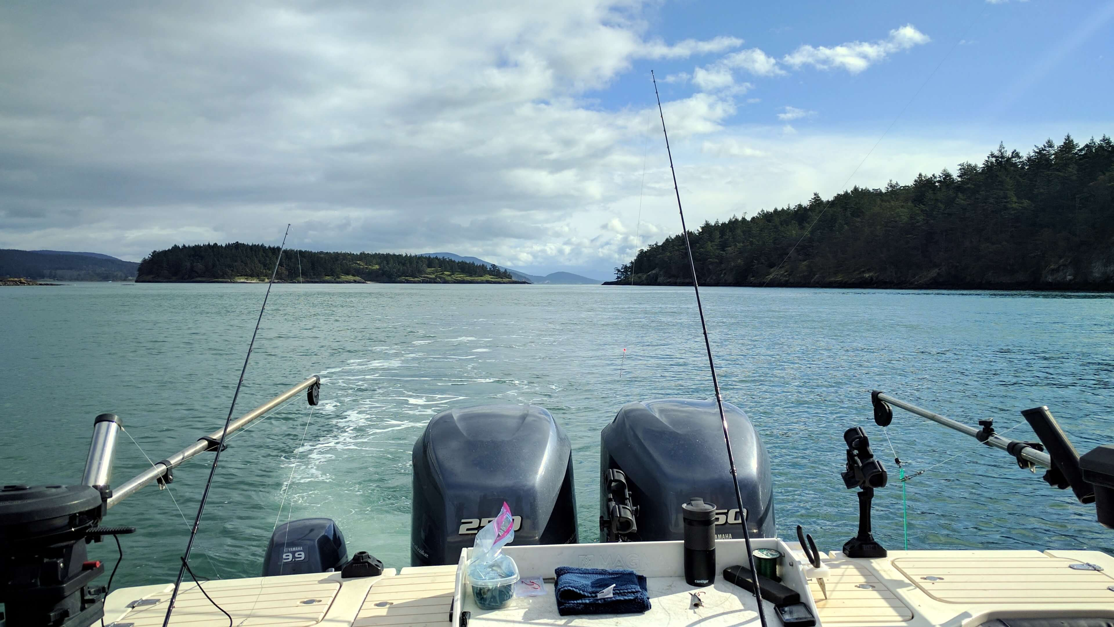 Salmon fishing in the san juan islands live recklessly for Fishing san juan islands